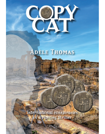 COPYCAT by Adѐle Thomas