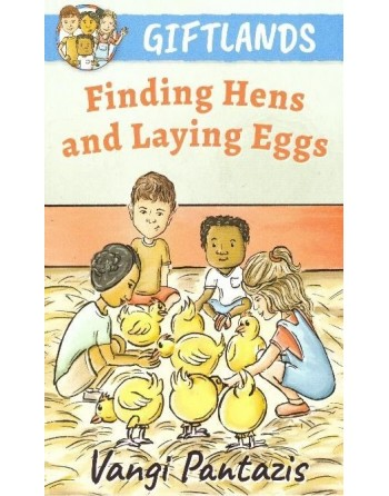 FINDING HENS AND LAYING EGGS