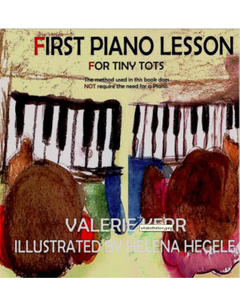 First Piano Lesson for Tiny...